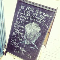 Photo taken at DUB Pies - Windsor Terrace by Ahmed E. on 9/6/2012