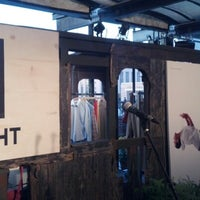 Photo taken at Gap #Shine Fall '12 Collection Launch Party at Gallow Green by Louis S. on 8/8/2012