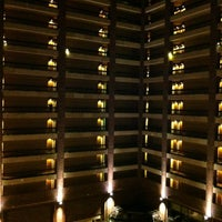 Photo taken at Hilton Anatole by Matt W. on 10/26/2011
