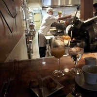 Photo taken at Rioja by Matt Q. on 12/18/2011