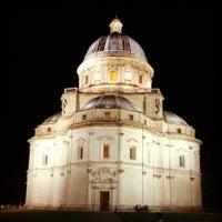 Photo taken at Santa Maria Della Consolazione by Elisabetta B. on 7/15/2012