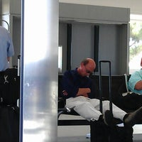 Photo taken at Gate 404 by Curt F. on 8/3/2012