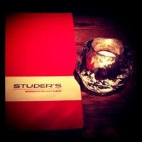 Das Foto wurde bei Studer's Speisewirtschaft & Bar von Marie M. am 1/7/2011 aufgenommen