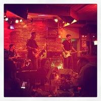 Photo taken at The Harp Inn by Matt B. on 3/17/2012