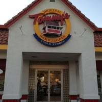Photo taken at Original Tommy's Hamburgers by Jerry B. on 9/9/2012