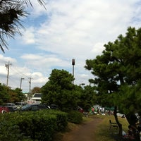 Photo taken at 暁ふ頭公園 by 柳 喜. on 9/25/2011