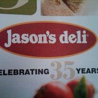 Photo taken at Jason's Deli by Michael R. on 9/10/2011