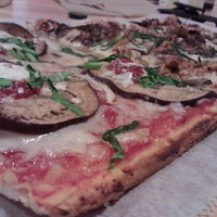 Photo taken at Jules Thin Crust Pizza by Sammi H. on 9/30/2011
