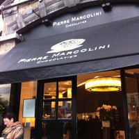 Photo taken at Pierre Marcolini by Tamamo N. on 2/26/2011