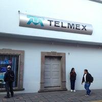 Photo taken at Teléfonos de México by José Luis H. on 9/6/2012