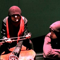 Photo taken at Центр сучасного мистецтва «Дах» by DAKH Theater on 11/13/2011