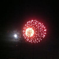 Photo taken at ACP Softball Fields by Leslie L. on 7/4/2012
