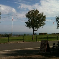 Photo taken at Babbacombe Downs by George B. on 9/16/2011