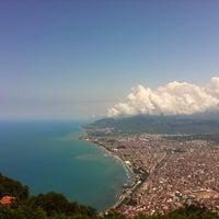 Photo taken at Boztepe by Yeliz K. on 6/21/2012
