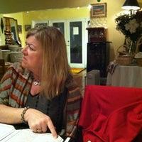 Photo taken at Lotus Bistro by Richard H. on 1/8/2012