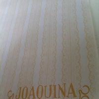 Foto tirada no(a) Joaquina Bar & Restaurante por Marcello C. em 10/14/2011