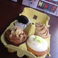 Photo taken at Mimi's Cupcakes by Madir M. on 9/11/2012