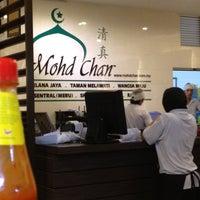 Photo taken at Restoran Cina Muslim Mohd Chan Abdullah by admiralpure on 8/3/2012
