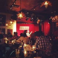 Photo taken at Smoke Jazz & Supper Club by Carlos C. on 9/10/2012