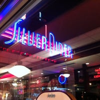 Photo taken at Silver Diner by Jenna D. on 9/18/2011