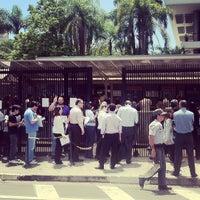 Photo taken at Consulado Geral dos Estados Unidos da América by F. C. N. on 10/21/2011