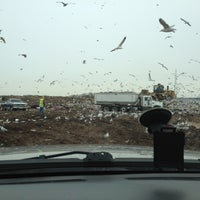 Photo taken at Eastern Sanitary Landfill Solid Waste Management Facility by Chris L. on 12/29/2011