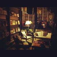 Photo taken at Libreria Brac by Francesca C. on 3/9/2012