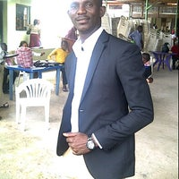 Photo taken at Sapele Town by Kingsley D. on 9/17/2011