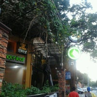 Photo taken at Moonleaf Tea Shop by Paulieastridge on 6/24/2012