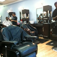 Photo taken at Billionaire's Barber Shop by Wallstreet on 9/11/2012