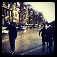 Photo taken at Amsterdam Canals by Maarten V. on 2/5/2012