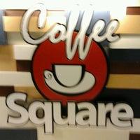 6/11/2012にVilson M.がCoffee Squareで撮った写真