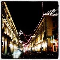 Photo taken at Via Po by Aurora I. on 11/18/2011