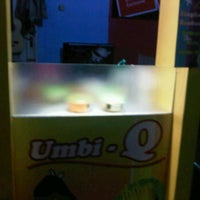 Photo taken at Outlet Umbi Q by Shintya D. on 9/7/2011