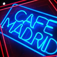 Photo taken at Café Madrid by spencerjay on 1/30/2011