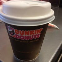 Photo taken at Dunkin Donuts by Vera A. on 5/25/2012