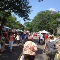 Photo taken at Park Ave Festival by Mike L. on 8/4/2012