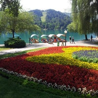 Photo taken at Bled by Jani G. on 8/23/2012