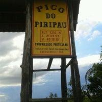 Photo taken at Rampa do Piripau by Amanda C. on 4/6/2012
