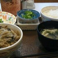 Photo taken at Sukiya by Kentaro A. on 11/26/2011