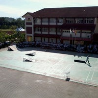 Photo taken at SMK Bandar Tasik Puteri by Thanasuvathy G. on 7/6/2012