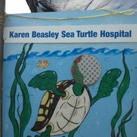 Photo taken at Karen Beasly Sea Turtle Rescue and Rehabilitation Center by Will T. on 8/3/2012