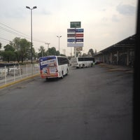 Photo taken at Central de Autobuses Tepotzotlan by Mau C. on 5/3/2012