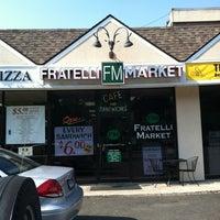 Photo taken at Fratelli Market by Stephanie M. on 6/7/2011