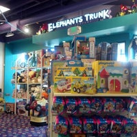 Photo taken at Elephant's Trunk Toy Company by LoG S. on 7/15/2012