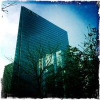 Photo taken at Tour Dexia (CBX) by Stephane T. on 11/16/2011