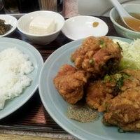 Photo taken at 中華料理 大洋軒 福島店 by Taku on 12/23/2011