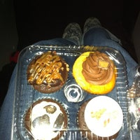 Photo taken at Cupcakes-A-Go-Go by Kimberly B. on 12/4/2011