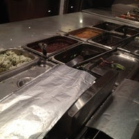 Photo taken at Chipotle Mexican Grill by Mark S. on 11/22/2011