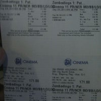 Photo taken at SM Cinema North Edsa (West Wing) by alphard t. on 9/4/2011